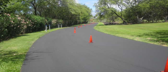 kona asphalt repair, crack filling