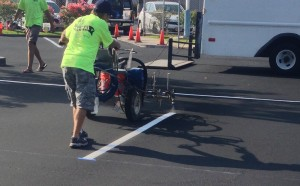 pavement striping and painting are an important part of asphalt maintenance, especially if you have an asphalt parking lot