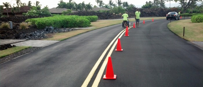 asphalt striping and asphalt sealcoating