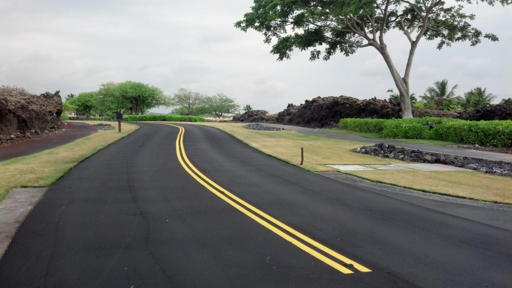 ashpalt sealcoat maintenance and repair hawaii big island hualalai