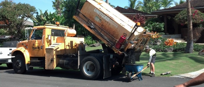 asphalt patching repair pothole filling