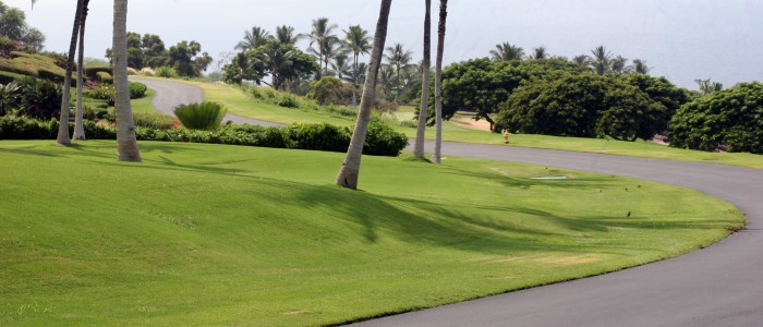 ashpalt sealcoat maintenance and repair hawaii big island hokulia golf course